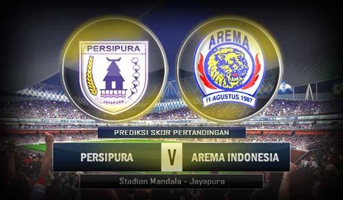 Prediksi Persipura vs Arema