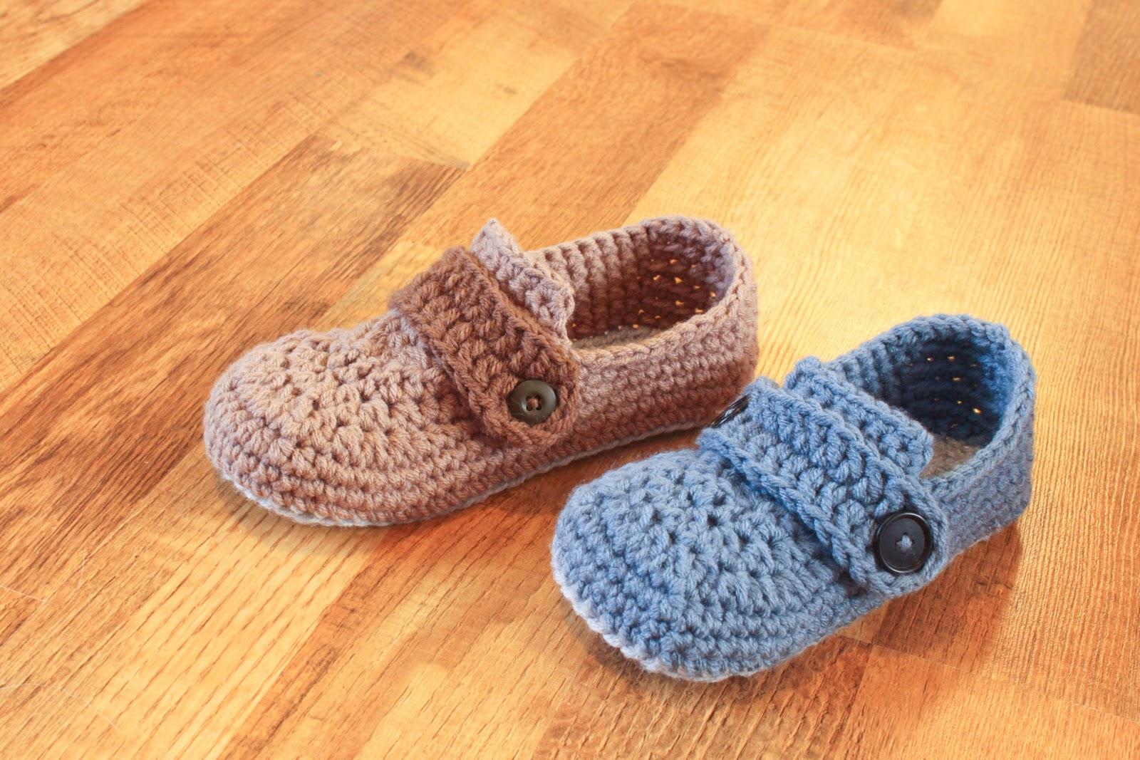 Opa Slippers – Newest crochet Pattern | mamachee