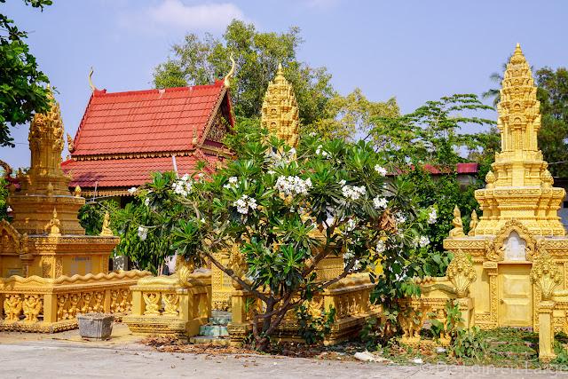 Vat Kandal - Battambang - Cambodge