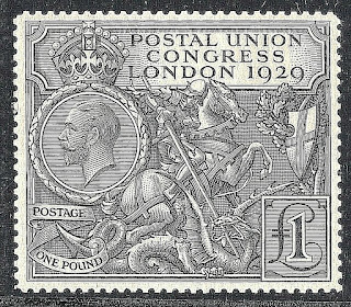 Great Britain (1929) - King George V