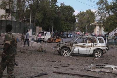 EE.UU. lanza ataque aéreo contra Al Shabab en Somalia