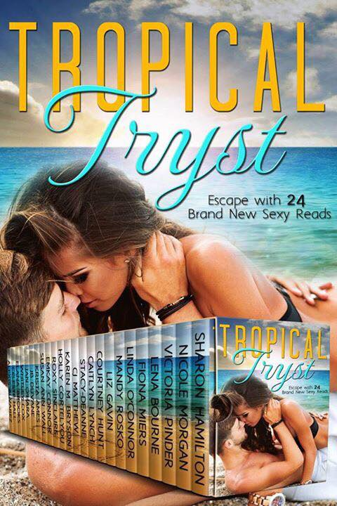 Tropical Tryst Boxed Set 24 sexy Books