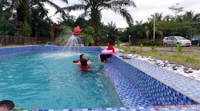 kolam renang al cabin