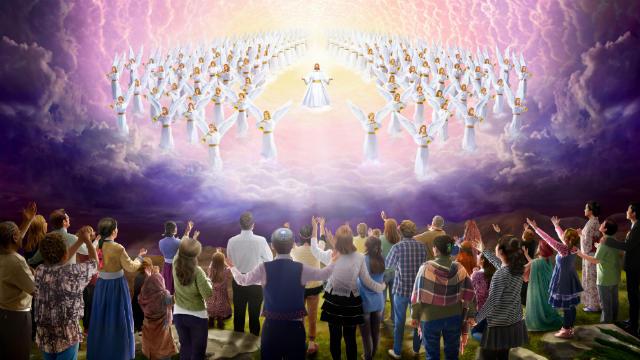 Como as pessoas saberão que o Senhor retornou?
