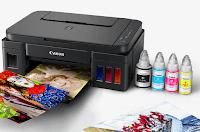 Harga Printer Canon Terbaru Seri G2000 dan G4000