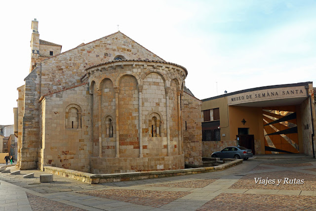 Iglesia de Santa María la Nueva, Museo de Semana Santa, Zamora