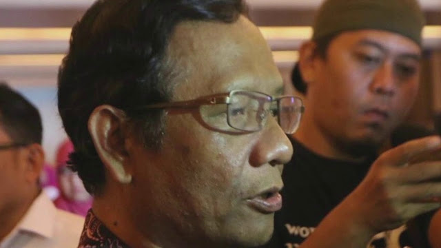 Politikus PDIP Sebut Kasus Novel Baswedan Rekayasa, Mahfud MD Membisu
