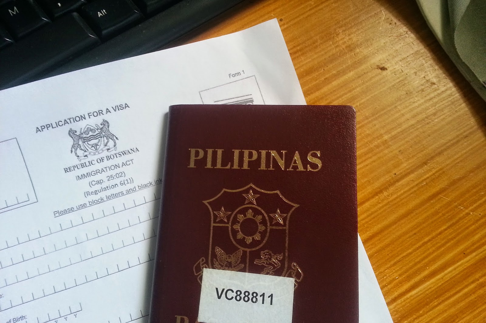 A Guide To Botswana Tourist Visa Application For Philippine Passport Holders