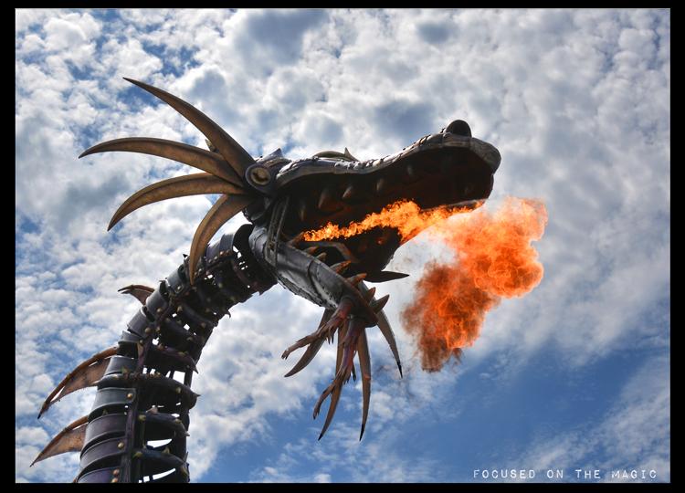 Magic Kingdom Festival of Fantasy Parade in Flordia