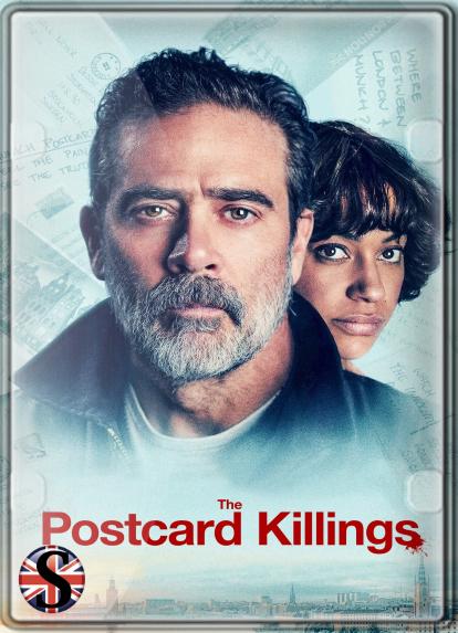 The Postcard Killings (2020) HD 1080P SUBTITULADO