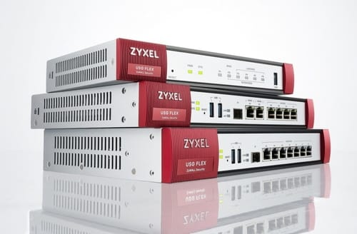 Taiwan Zyxel network products are under threat