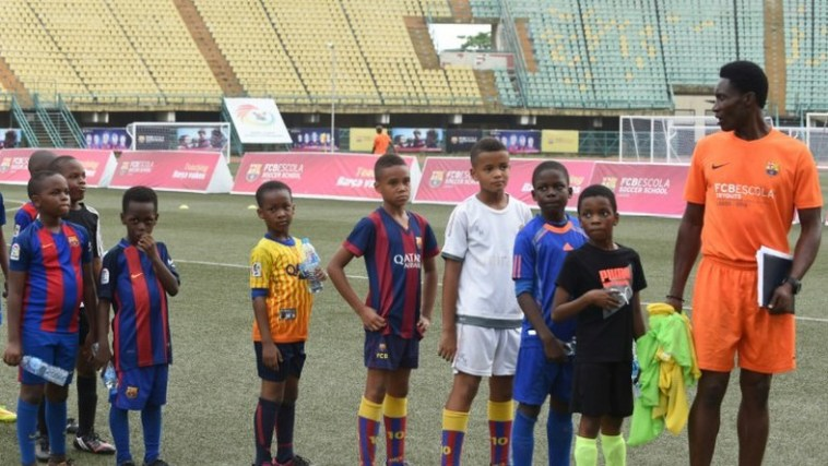 Barcelona Football Academy in Nigeria: A Clear Guide On How To Join