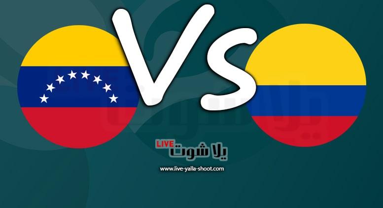 كولومبيا وفنزويلا