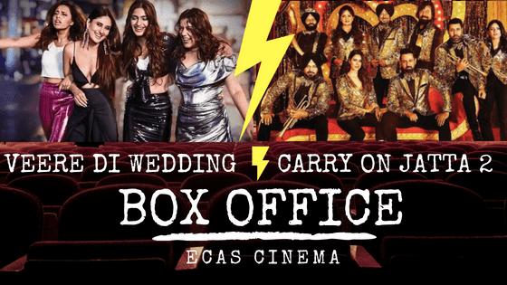 Veere Di Wedding Box Office.Day 4 Box Office Collection Veere Di Wedding Crosses 35 Cr Mark