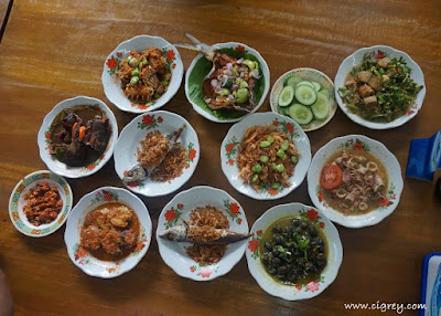 Aman Ber-MSG di Food Marathon Bersama Ajinomoto