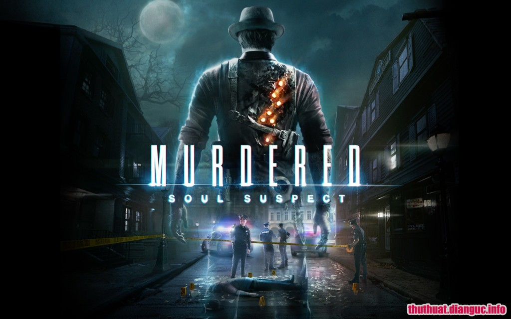 Download Game Murdered: Soul Suspect Full Cr@ck