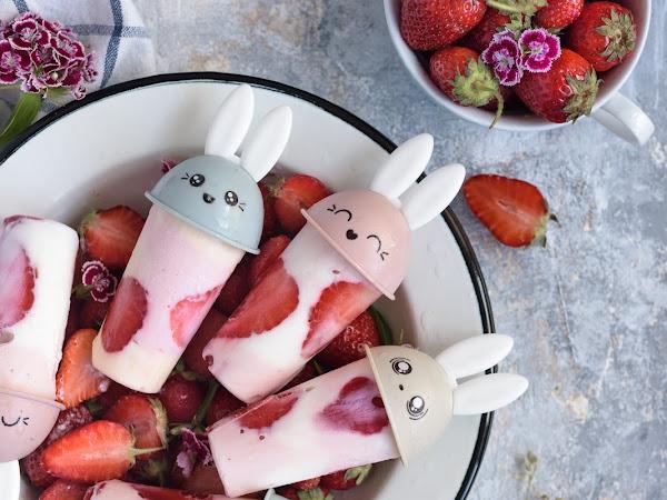 Домашнее мороженое из детских творожков