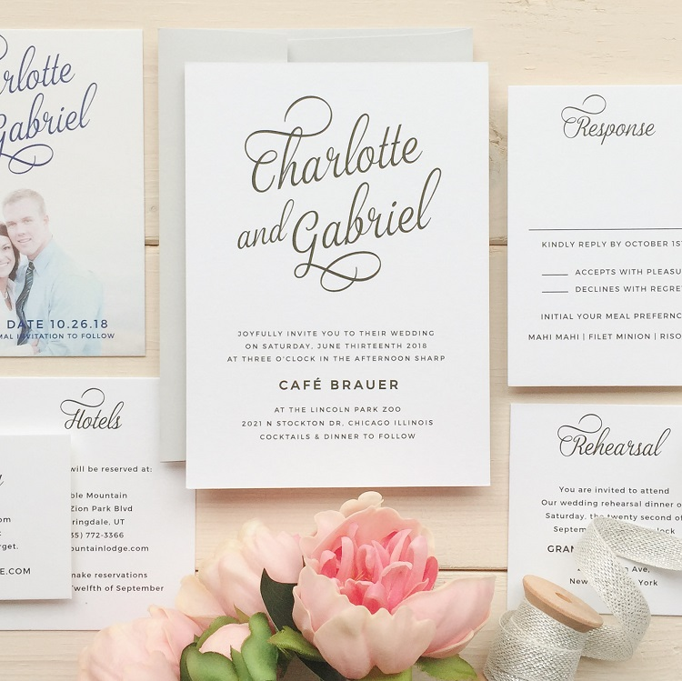 Basic Invite: Why Fall (DIY) Brides and Planners Need to Know Them