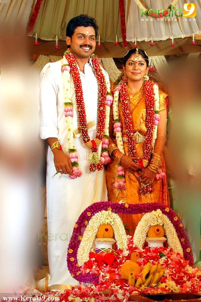 Actor Karthik Marriage - Karthi and Ranjani wedding photo ...