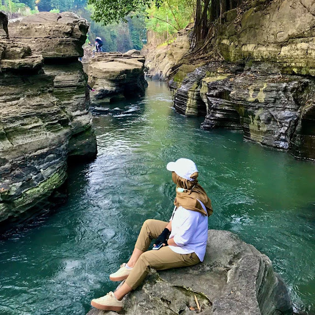 Wisata Batu Kapal Jogja