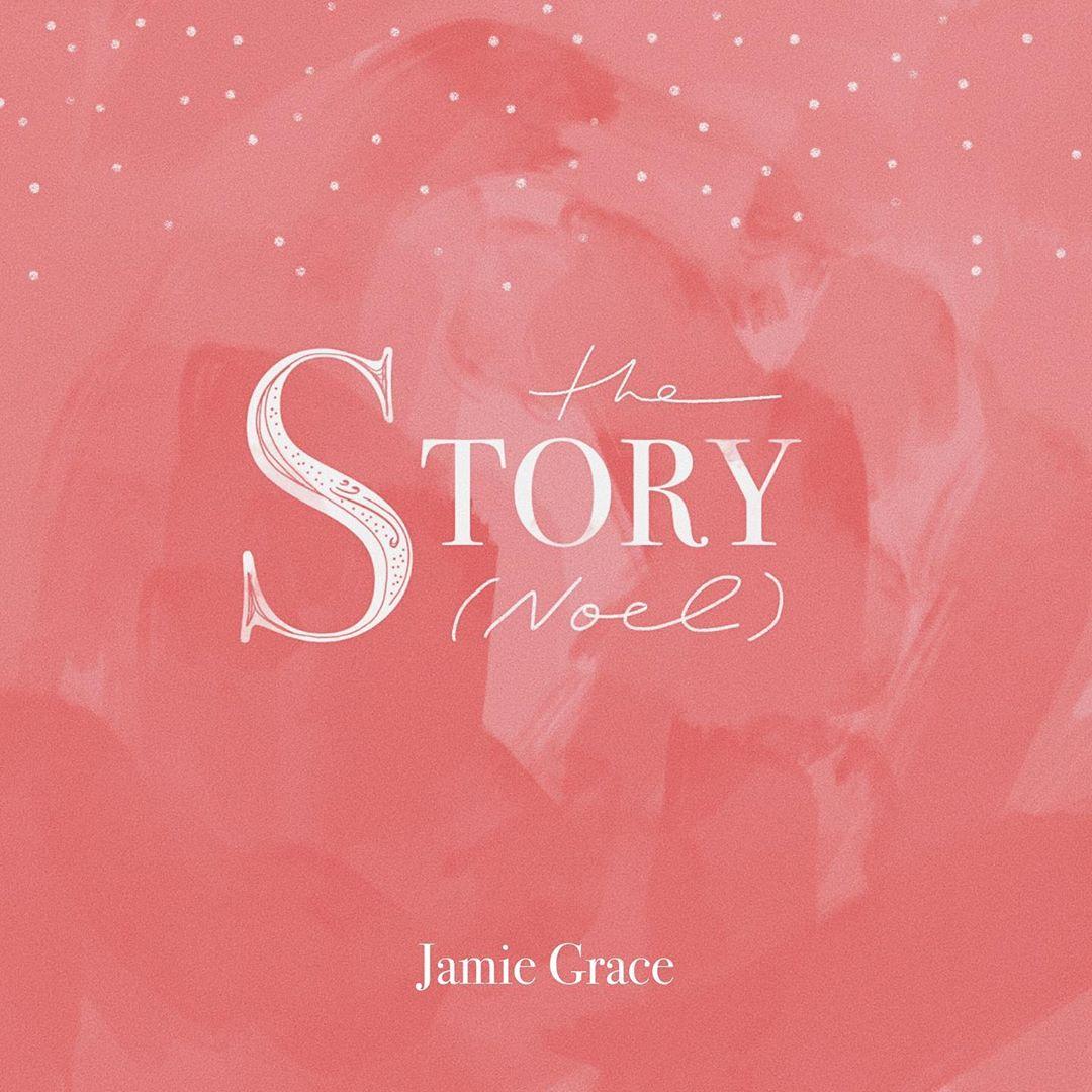 James Grace - The Story (Noel) Lyrics