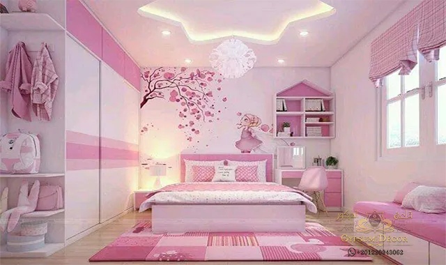 غرف نوم اطفال 2021