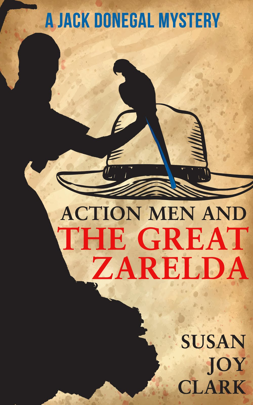 Action Men and the Great Zarelda