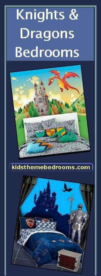 knights dragons bedroom decor knights dragons boys bedrooms