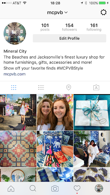 Mineral City on instagram