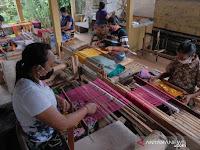 Balinese Traditional Weaving