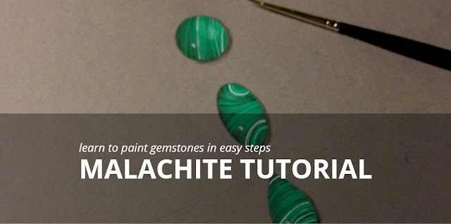 How to Paint Malachites