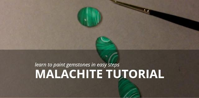 How to Paint Malachites
