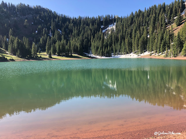 Hiking Desolation Lake & Peak