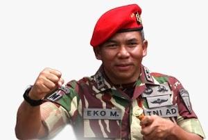 Duduki Jabatan Baru, Letjen TNI Eko Margiyono Samai Prestasi Prabowo