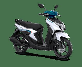 Yamaha Resmi Menutup Akhir Tahun Dengan Merilis Yamaha GEAR 125cc