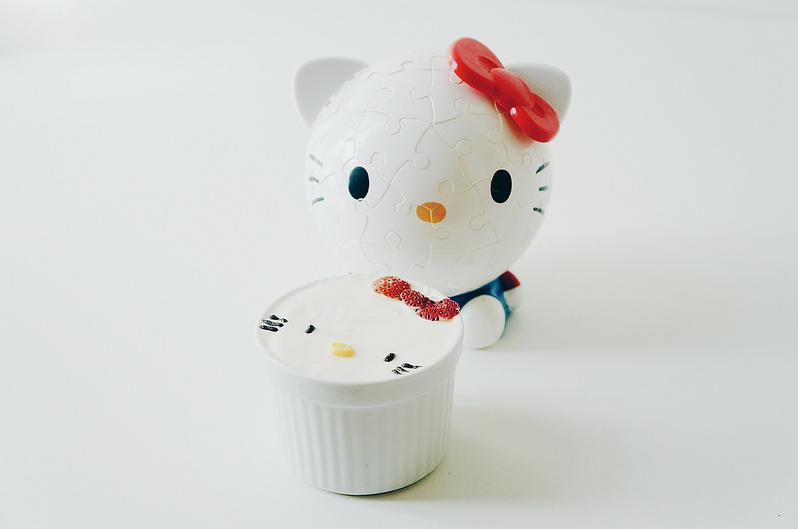 Hello Kitty Tiramisu Recipe