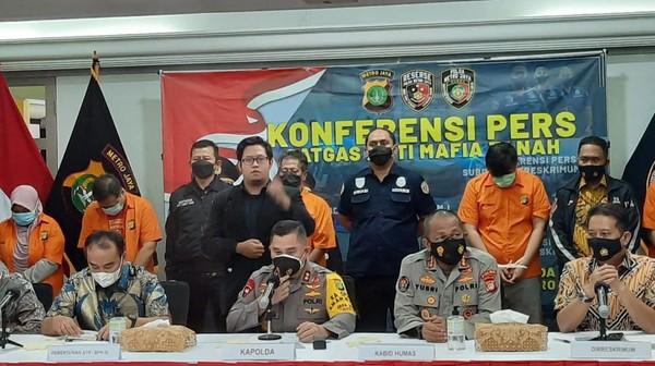 Penahanan Fredy Kusnadi 'Mafia Tanah' Dilawan Rencana Praperadilan