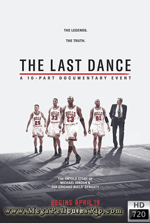 The Last Dance Temporada 1 720p Latino