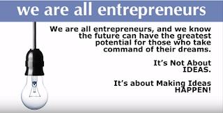 we are all entrepreneurs
