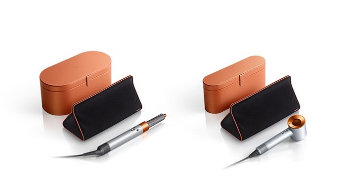 Dyson Airwrap and Supersonic Copper Gift Set Christmas
