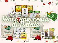 Vinci gratis una Cesta di Natale : Borsa Dolce, Borsa Salato e una Cassetta di Natale Dolci Evasioni