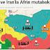 Η Τουρκία έτοιμη να εισβάλει στην πόλη της Συρίας Αφρίν