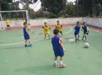 Materi Latihan Futsal Untuk Anak SD atau Usia Dini
