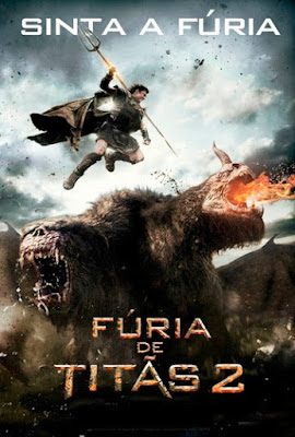 Fúria de Titãs 2 (2012) Torrent