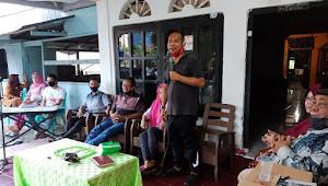Di Desa Paret, Calon Bupati SB Hadiri Pertemuan Kerukunan Keluarga Besar Paputungan