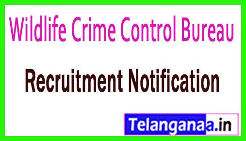 Wildlife Crime Control Bureau WCCB Recruitment