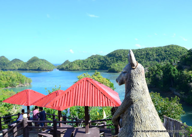 view at Perth Paradise Sipalay