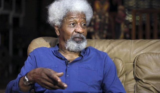 Buhari inherited 'heavy baggage' from Jonathan – Soyinka