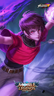Dyrroth Orochi Chris Heroes Fighter of Skins