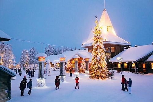 Ideal spots to welcome Christmas in Europe